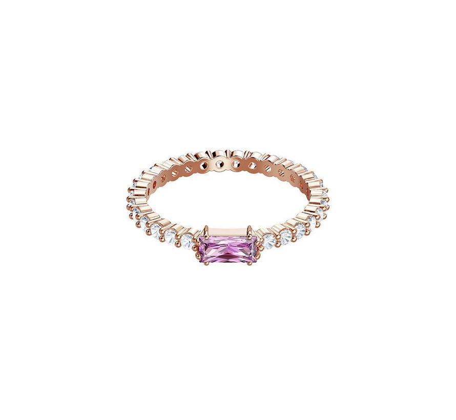 Vittore ring Rectangle rose