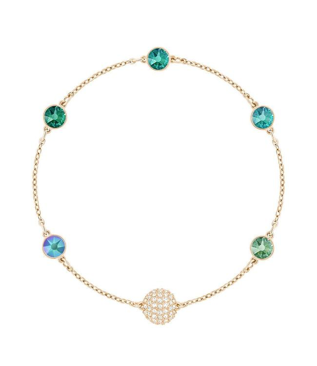 Swarovski Remix Strand RB Green