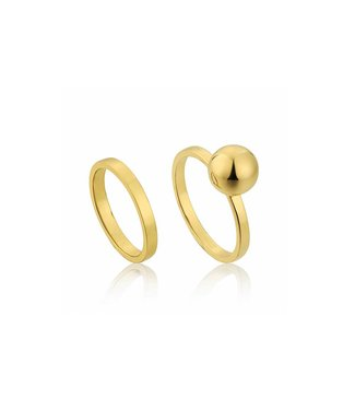 Ania Haie Out of this world ball ring R001-01G