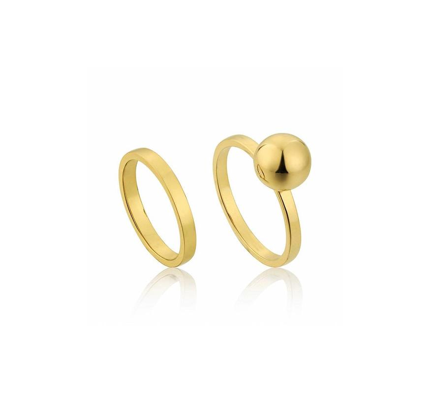 Out of this world ball ring R001-01G