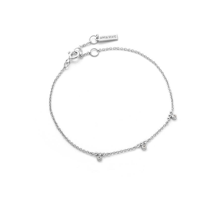 Touch of Sparkle Stud bracelet B003-03H