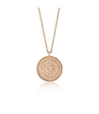 Ania Haie Coins Verginia Sun necklace rose gold N009-05R