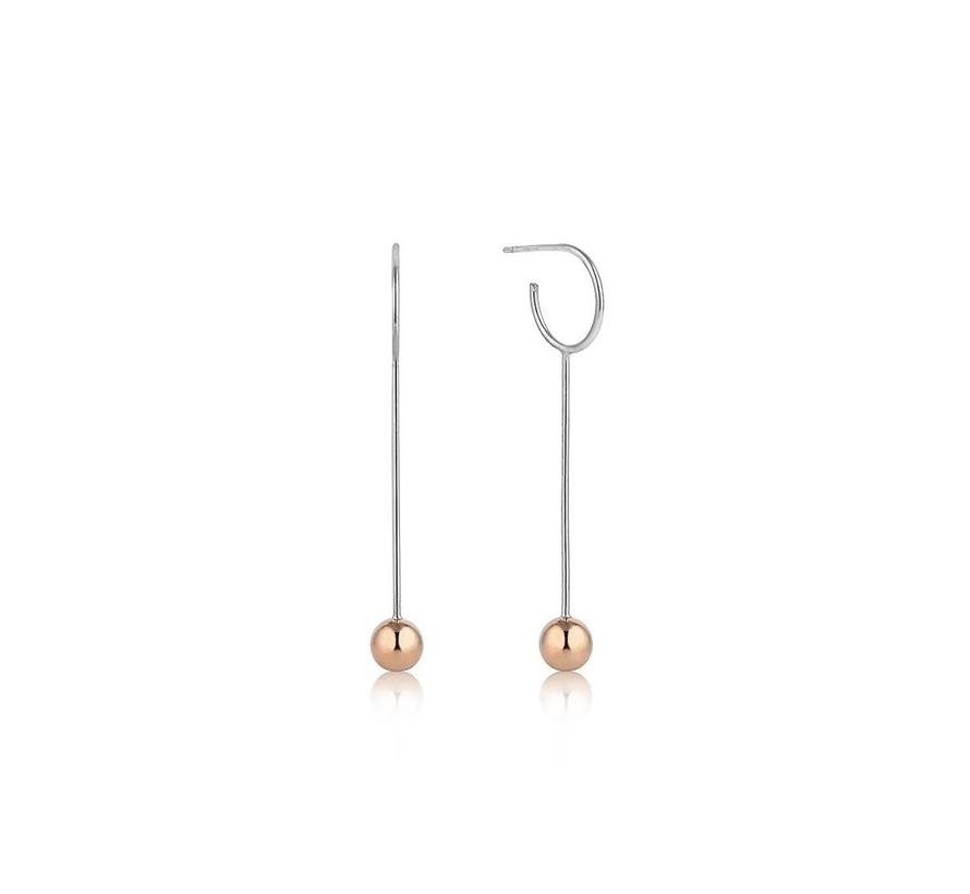Out of This World Solid Drop earrings E001-02T