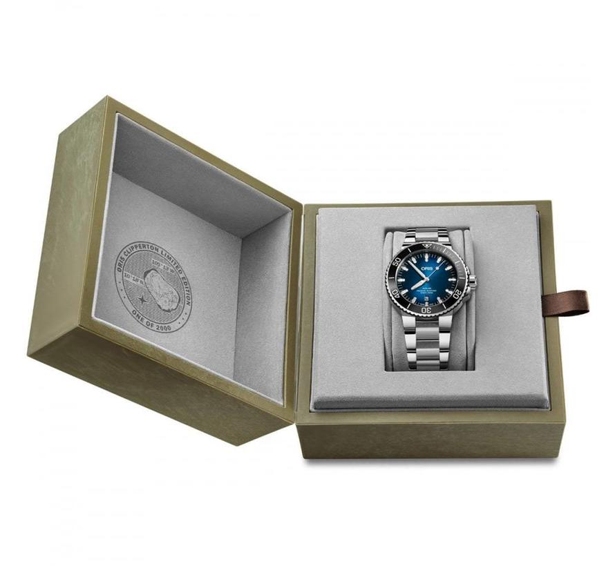 Clipperton Limited Edition heren horloge 0173377304185-Set