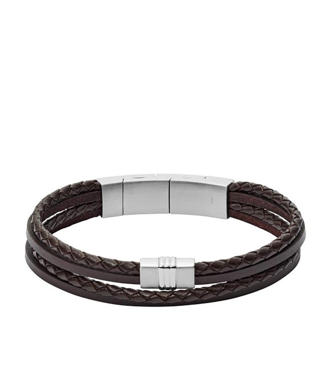 Fossil Vintage Casual heren armband JF02934040