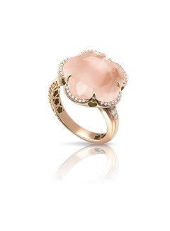 Pasquale Bruni ring Bon Ton rose gold 15631R