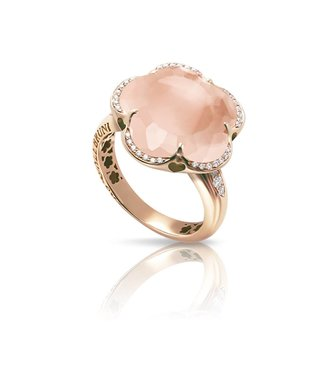 Pasquale Bruni ring Bon Ton rose gold 15631R