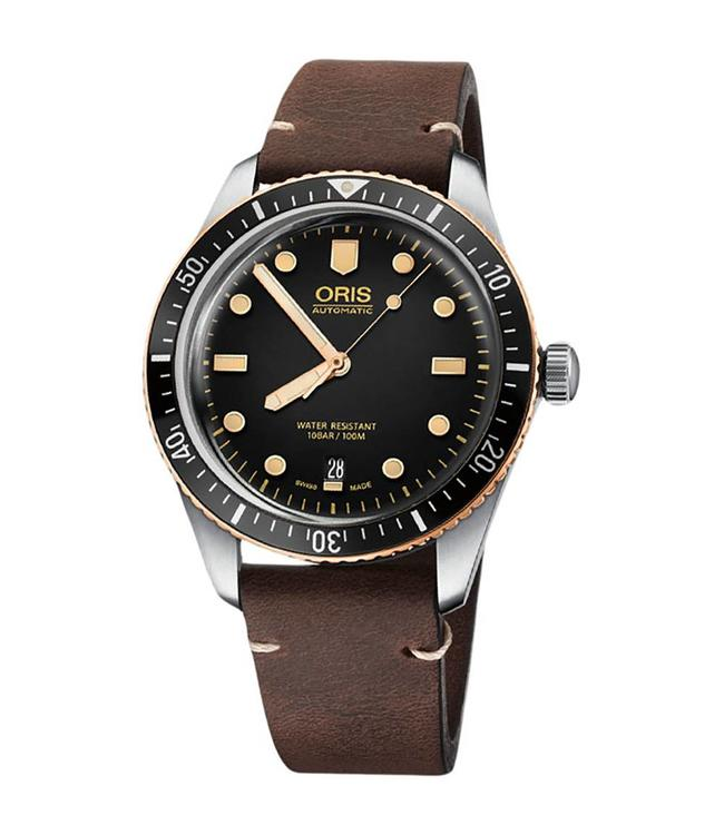 Oris Divers Sixty-Five heren horloge 0173377074354-0752055