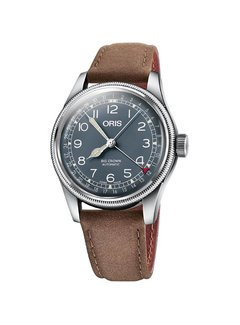 Oris Big Crown Pointer Date heren horloge 0175477414065-0752063