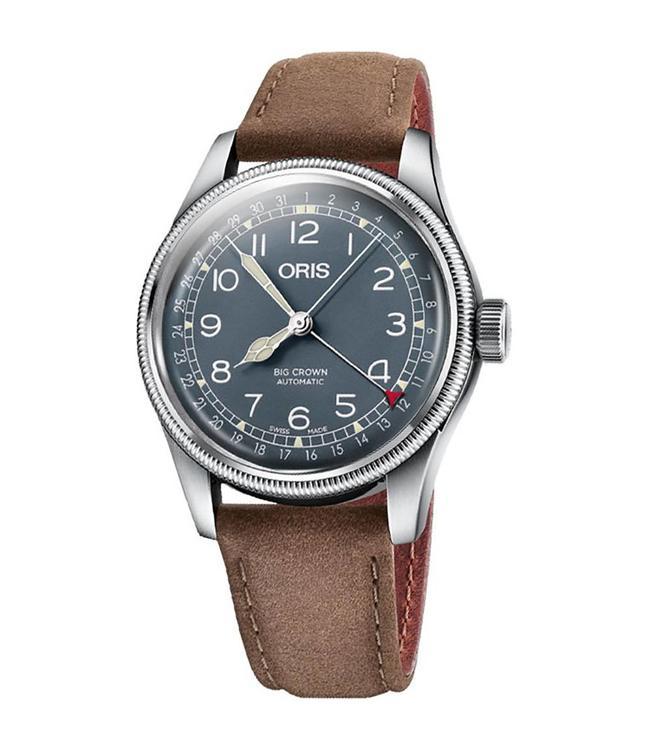 Oris Big Crown Pointer Date heren horloge 0175477414065-0752063