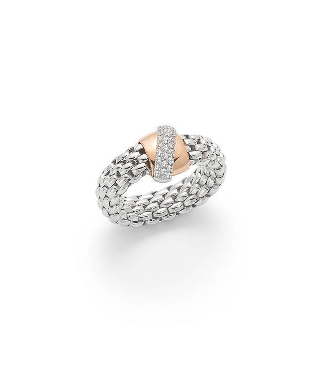 Fope ring witgoud Flex'It Vendome AN542 BBRM