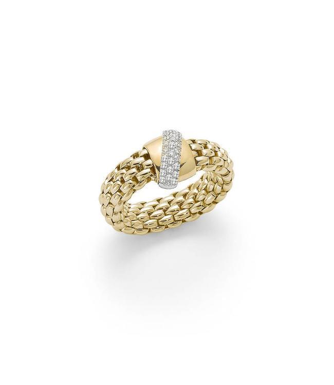 Fope ring geelgoud Flex'It Vendome AN542 BBRM