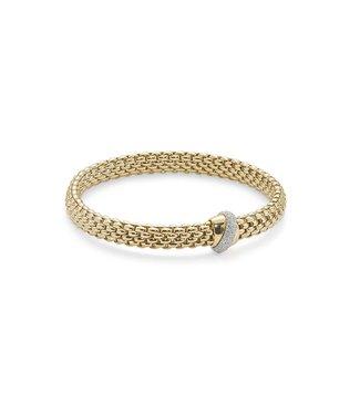 Fope armband geelgoud Flex'It Vendome 542B BBRM