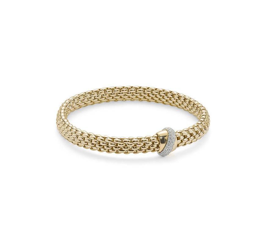 armband geelgoud Flex'It Vendome 542B BBRM