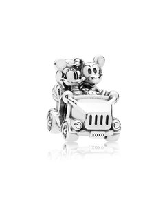 Pandora Disney, Mickey & Minnie Vintage Car 797174