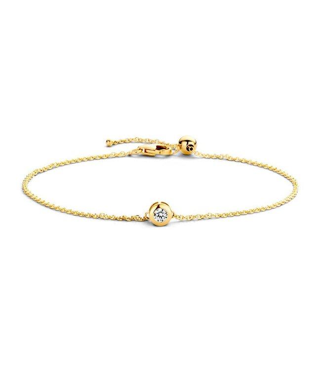 Blush armband 14kt 2167YZI