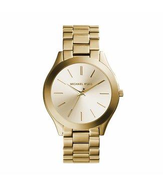 Michael Kors Slim Runway dames horloge MK3179