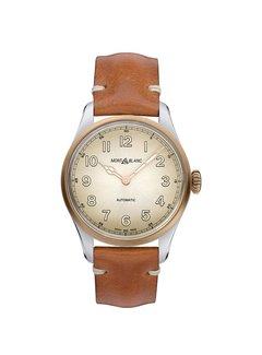 Montblanc 1858 Automatic heren horloge 119065
