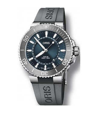 Oris Source of Life Limited Edition heren horloge 0173377304125-SET RS