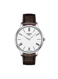 Tissot Tradition Thin heren horloge T0634091601800