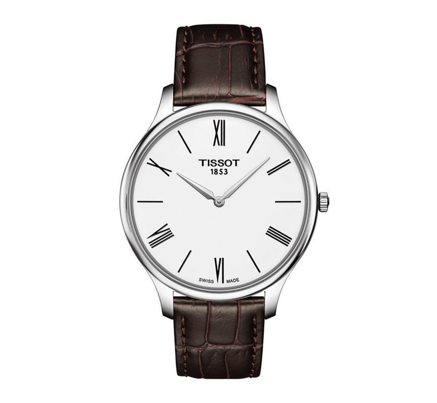 Tradition Thin heren horloge T0634091601800