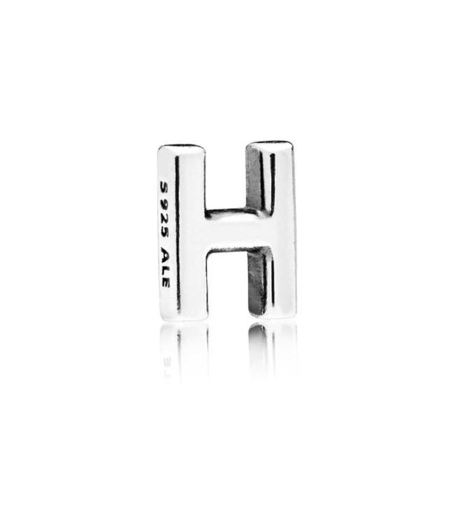Pandora Letter H petite element 797326