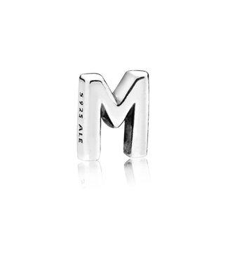 Pandora Letter M petite element 797331