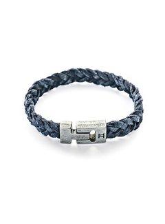 Gemini Leather Navy Blue