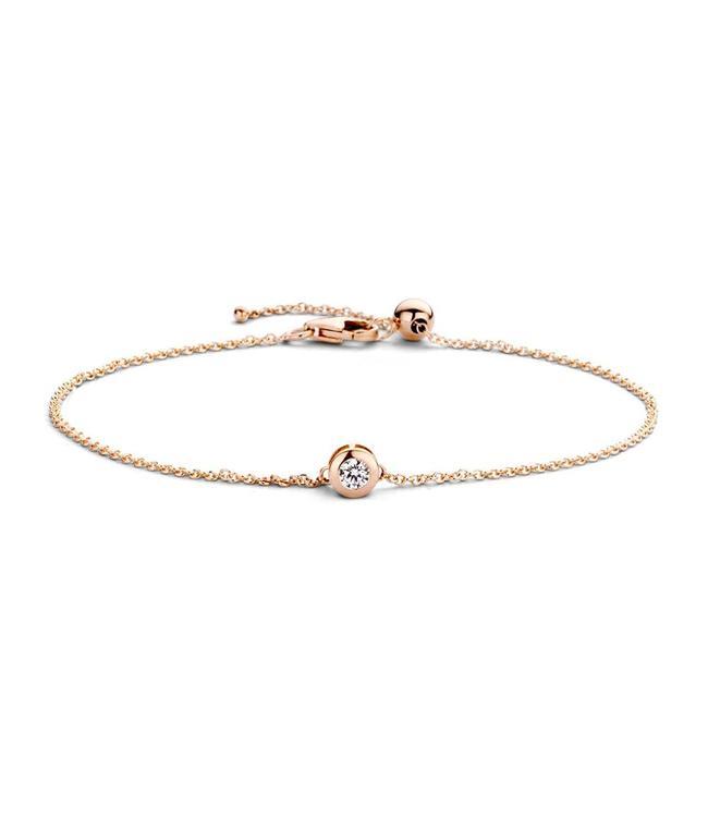 Blush armband 14kt 2167RZI