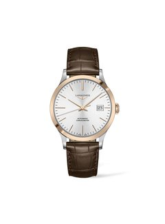 Longines Record Automatic heren horloge L28215722