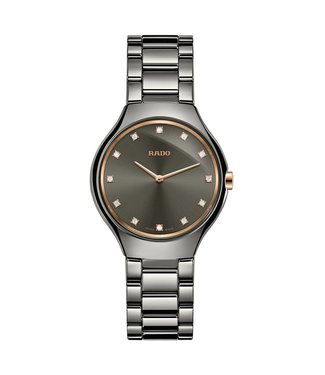 Rado True Thinline dames horloge R27956722