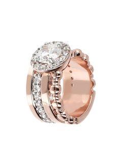 Bronzallure Shiny ring WSBZ01219WR