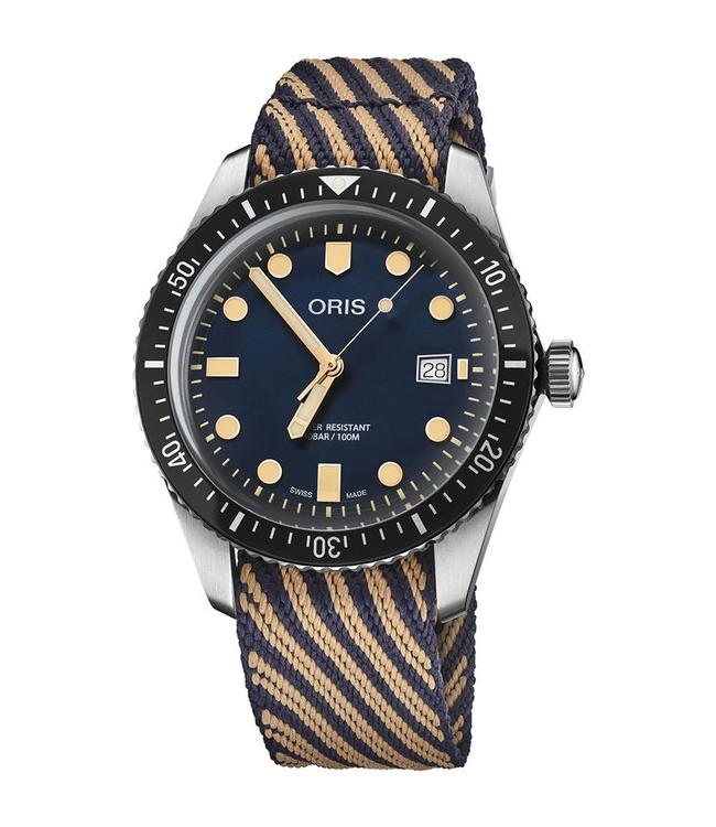 Oris Divers Sixty-Five Special Edition heren horloge 01 733 7720 4035-07 5 21 13