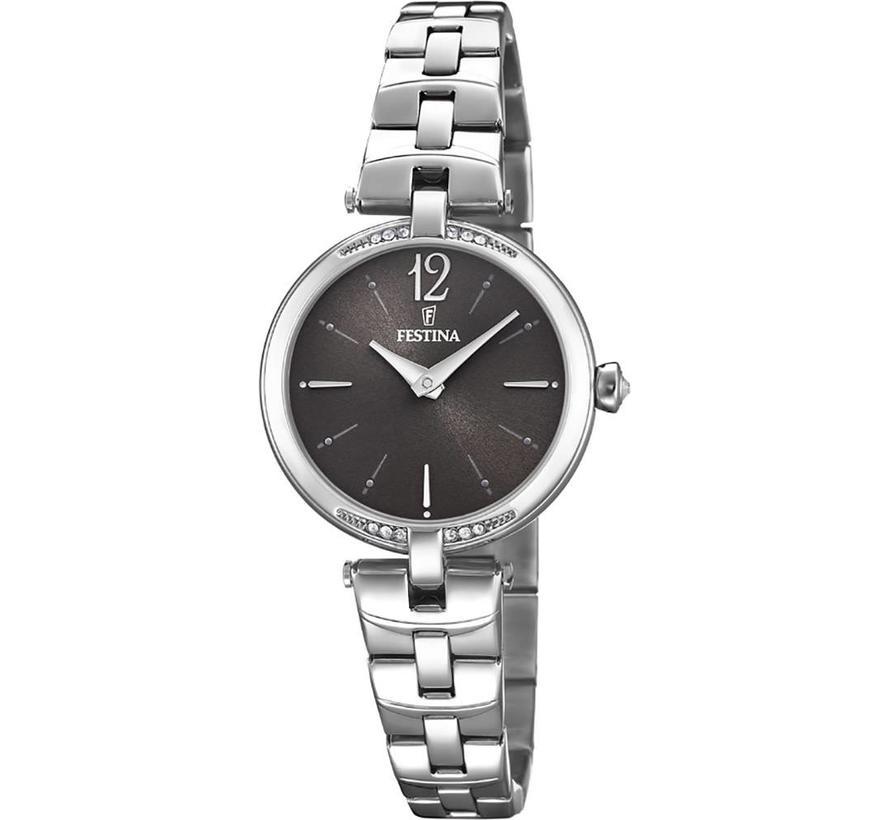 Mademoiselle dames horloge F20307/2