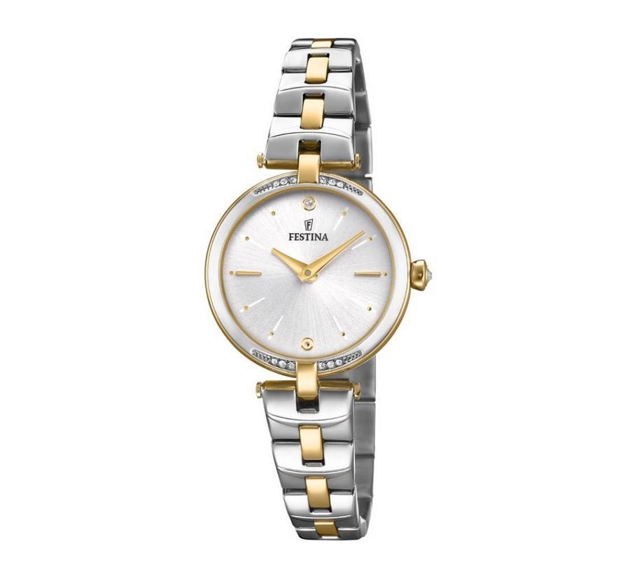 Mademoiselle dames horloge F20308/1