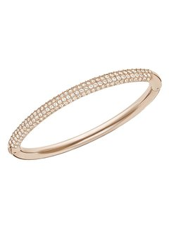 Swarovski Stone bangle Mini rose