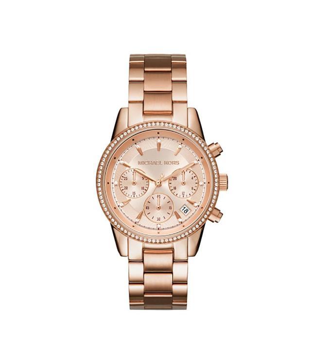 Michael Kors Ritz dames horloge MK6357