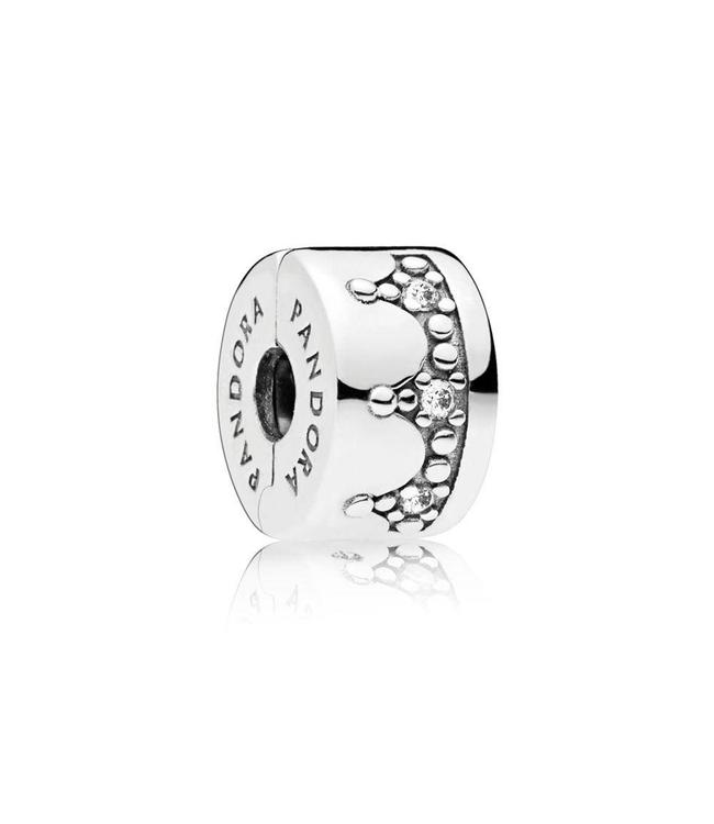 Pandora Dazzling Crown clip 797634CZ
