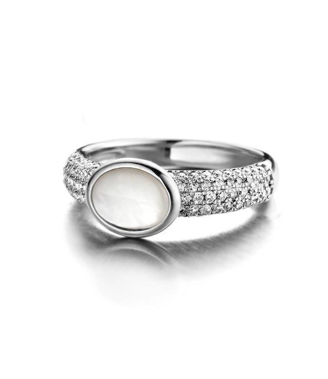 Orage ring parelmoer R/6650