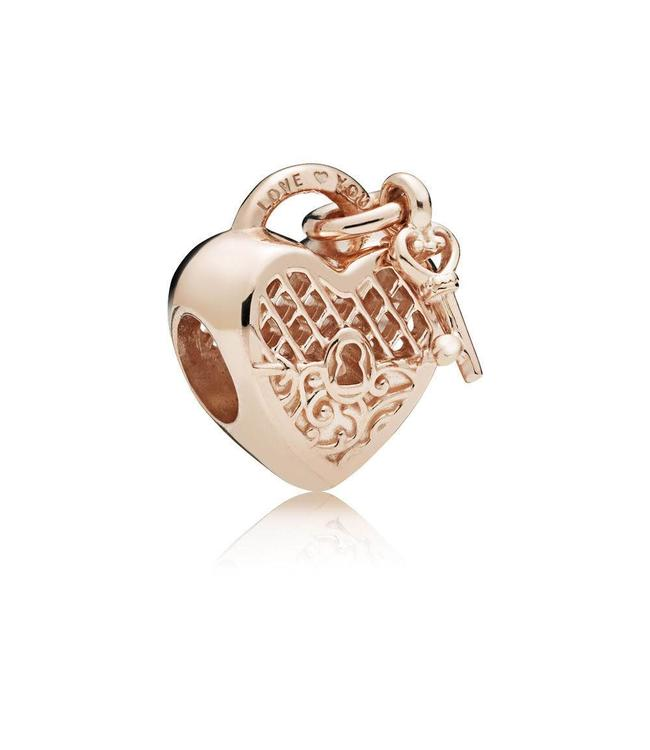 Pandora Love You Lock 787655