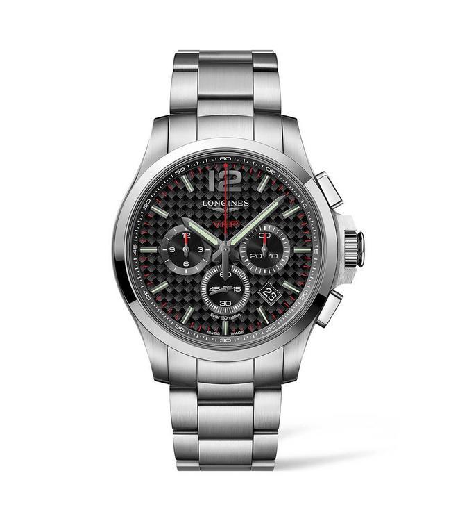 Longines Conquest V.H.P heren horloge L37274666