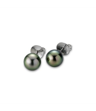 Gellner Pearls H2O stud earrings, white gold 5-18017-98