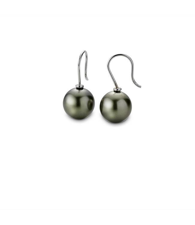 H2O ear hook, white gold 5-17992-79