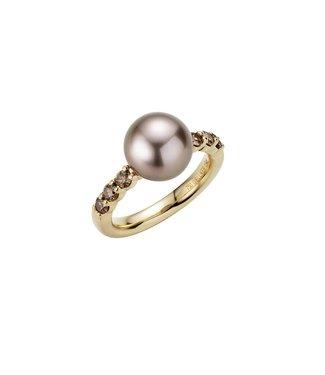 Gellner Pearls Eureka ring rose gold 5-22045-01