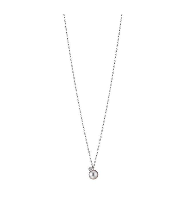 Delight necklace, white gold 5-22033-01