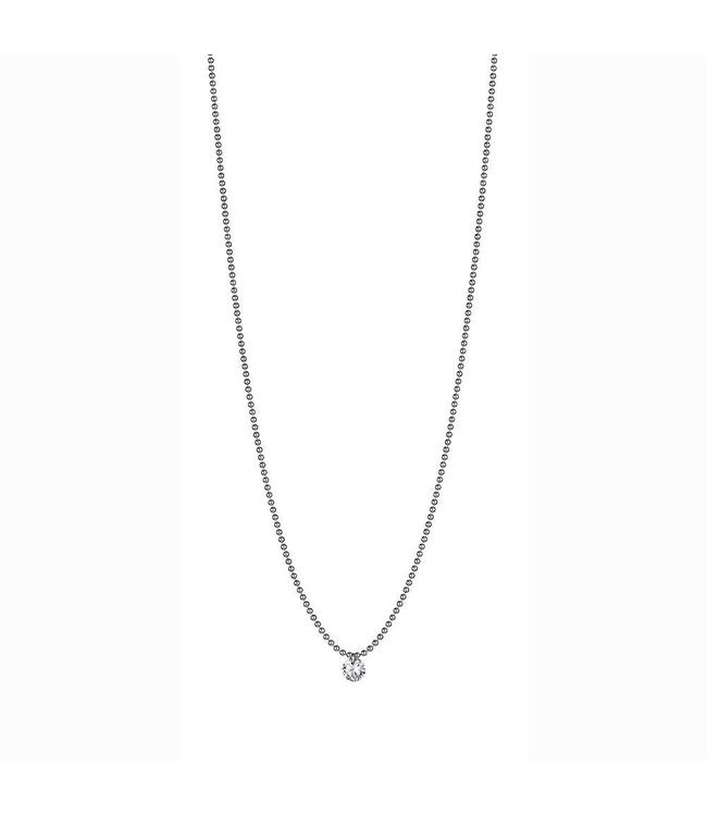 Delight necklace, white gold 5-21758-05