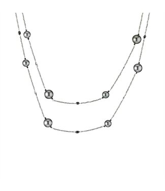 Gellner Pearls Sublime necklace, white gold 5-21581-04