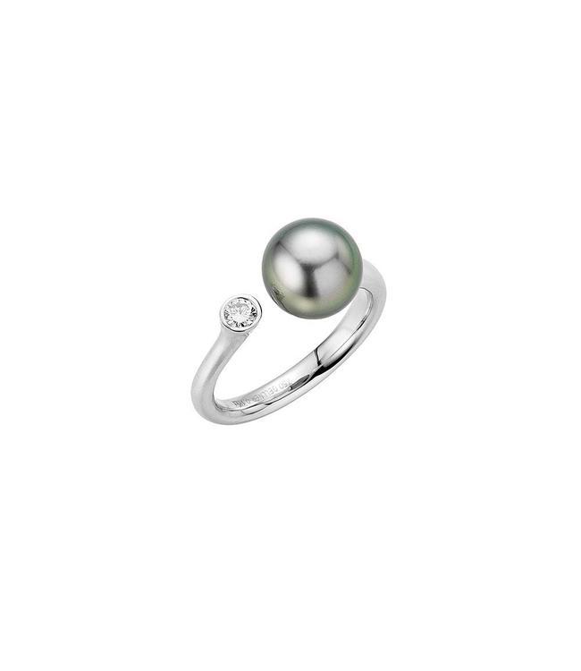 Gellner Pearls H2O ring, white gold 5-22020-01