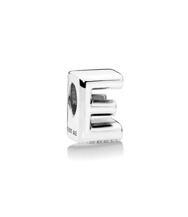 Pandora Letter E 797459