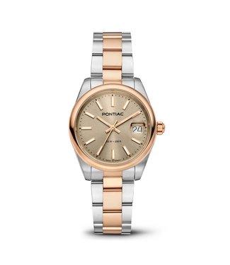 Pontiac Elegance dames horloge P10084